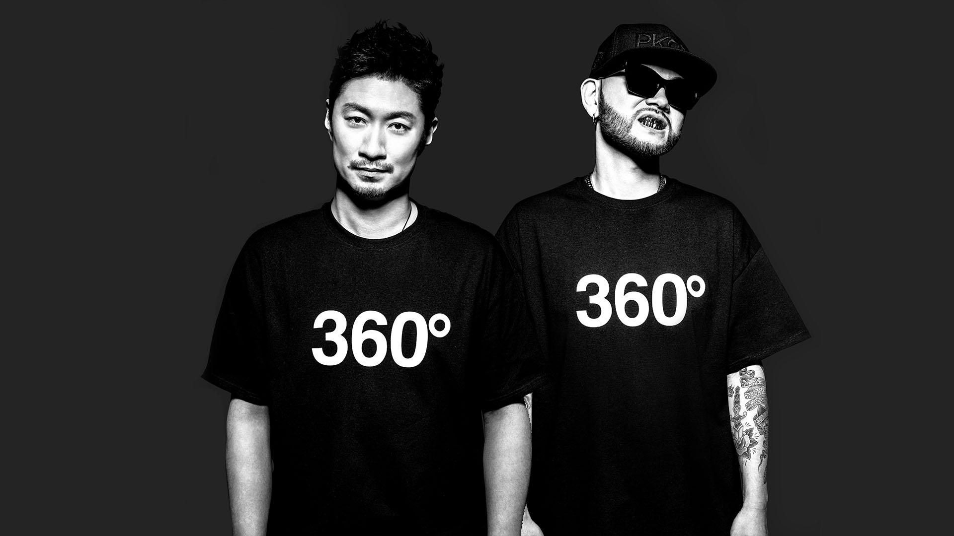 DJ MAKIDAI & DJ DARUMA (PKCZ®️)